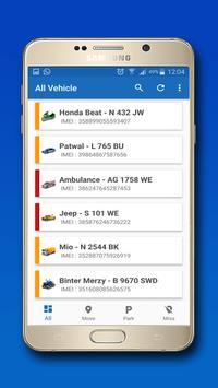 Maxtracker Gps Tracker screenshot 1