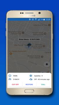 Maxtracker Gps Tracker screenshot 7