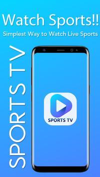 Sports TV 2.0 screenshot 1
