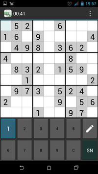 Free Sudoku Games poster