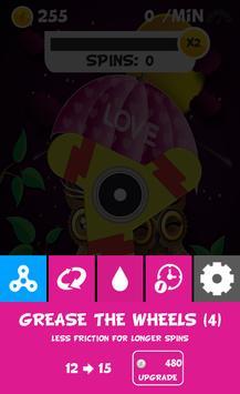 Fidget Love Spinner screenshot 6
