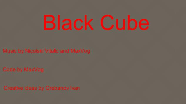 Black Cube story (Unreleased) poster