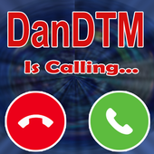 A Call From DanTDM Prank icon