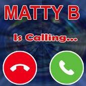 A Call From MattyB Prank icon