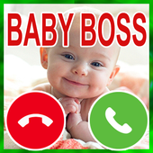 Fake Call Boss Baby Prank icon