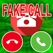 Fake Call 2017 Prank icon