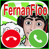 Fake Call FernanFloo Prank icon