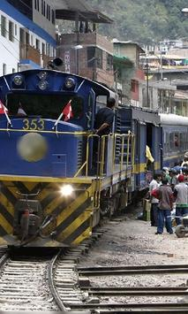 Peru Trains Jigsaw Puzzles poster
