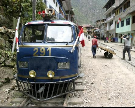 Peru Trains Jigsaw Puzzles apk screenshot