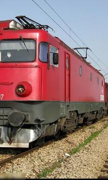 Serbia and Montenegro Trains Jigsaw Puzzles apk screenshot