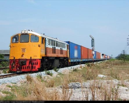Thailand Trains Jigsaw Puzzles screenshot 4