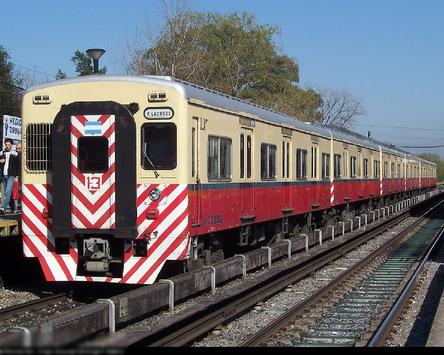 Trains Argentina Jigsaw Puzzles apk screenshot