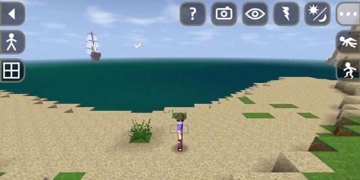 Guide for RealCraft Pocket Survival apk screenshot