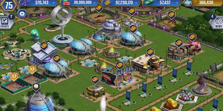 Jurassic World The Game telecharger gratuit sans verification humaine