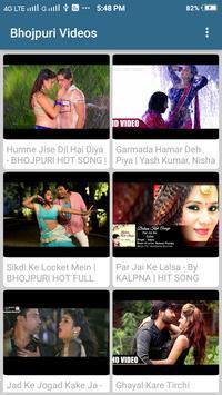 Hit Bhojpuri - hot video songs screenshot 3
