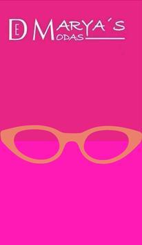 De Marya's Modas poster