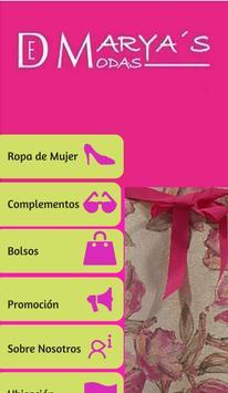 De Marya's Modas apk screenshot
