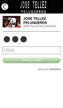 Jose Tellez Peluqueros apk screenshot