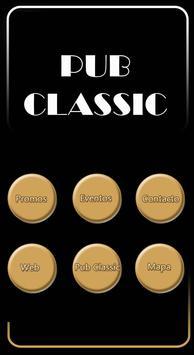 Pub Classic poster
