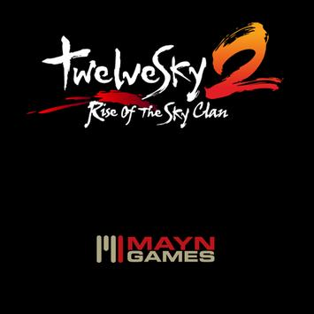 TwelveSky 2 MAYN Games poster
