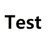 TestApplication (Unreleased) icon