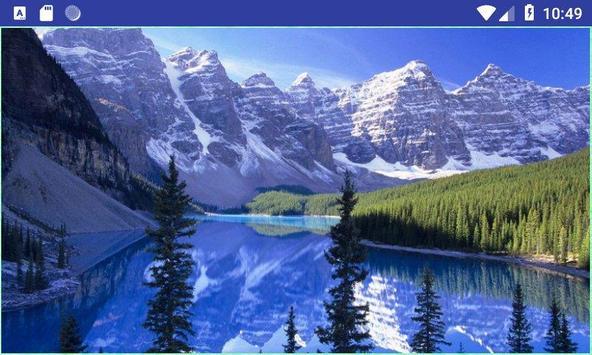 Green Mountain Wallpapers apk screenshot