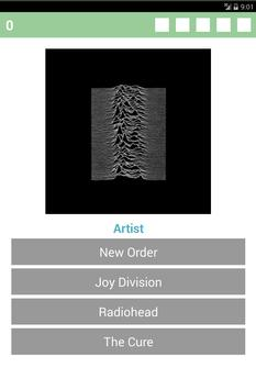 Greatest Albums Quiz screenshot 9