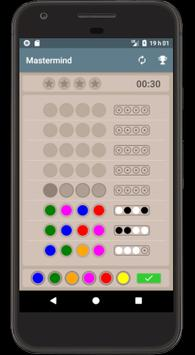 Mastermind screenshot 1