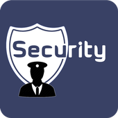 Security Guard Patrolling App icon