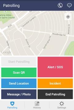 Security Guard Patrolling App screenshot 3