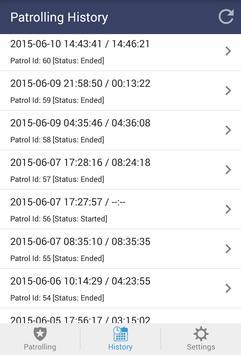 Security Guard Patrolling App screenshot 4