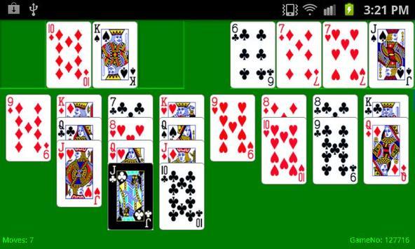 FreeCell screenshot 1