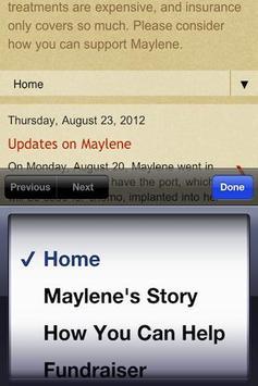 Maylene Scott screenshot 2