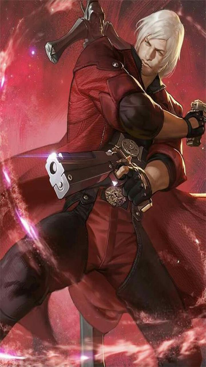 Dante Devil May Cry Wallpaper For Android Apk Download