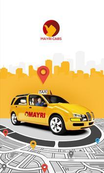 Mayri Cabs poster