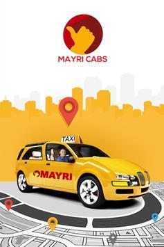 Mayri Cabs screenshot 1