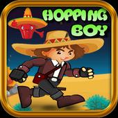 Hopping Boy icon