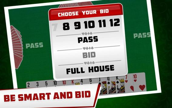 Tarneeb:Popular Card Game from the MENA apk screenshot