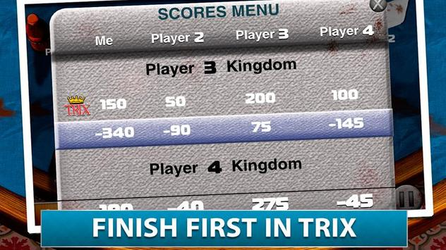 Trix: No1 Playing Cards Game in the Middle East apk screenshot
