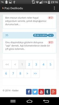 Paü Dedikodu apk screenshot