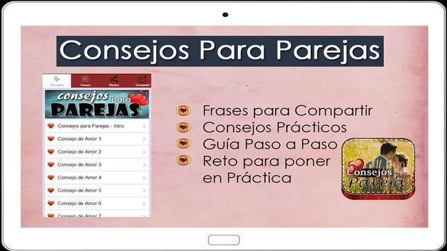 Consejos para Parejas screenshot 6