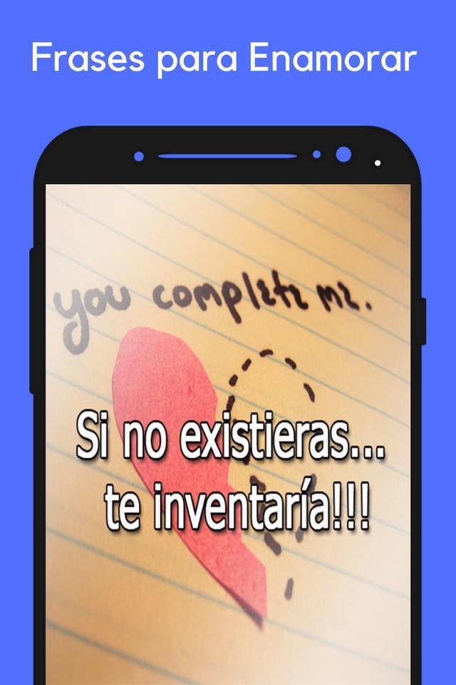 Frases De Amor Para Conquistar для андроид скачать Apk
