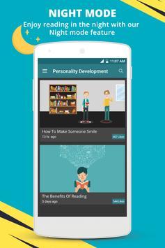 Personality Development App apk screenshot