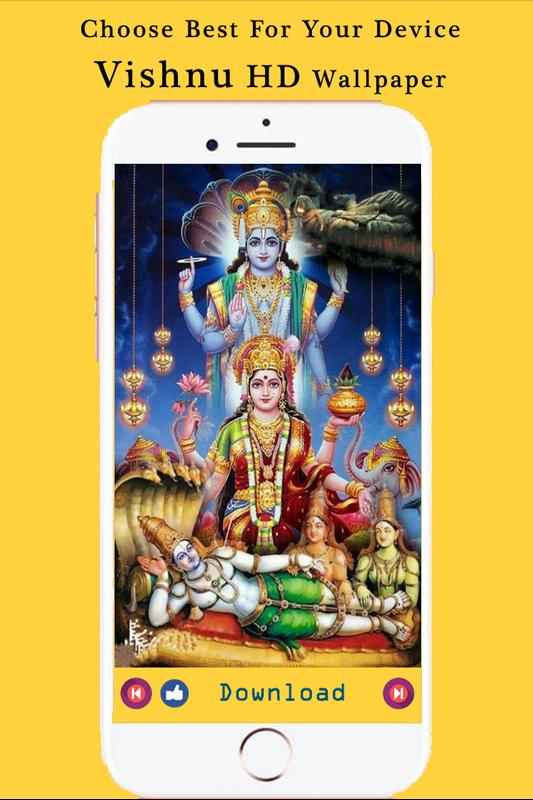 Lord Vishnu For Android Apk Download
