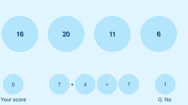 ArithmeticFun apk screenshot