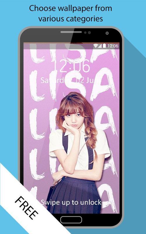 Lisa Blackpink Wallpaper For Android Apk Download