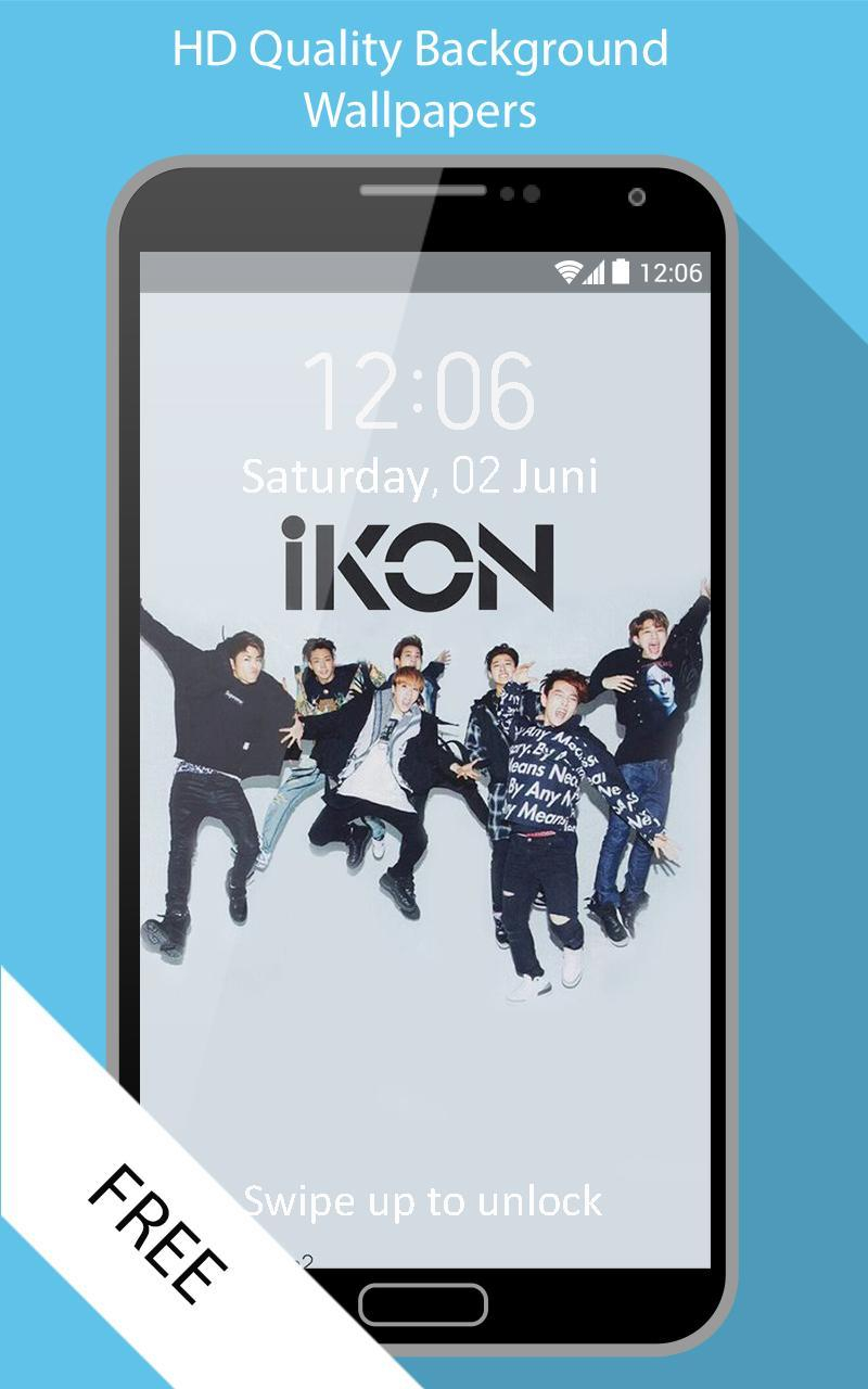 Ikon Wallpaper Kpop For Android Apk Download