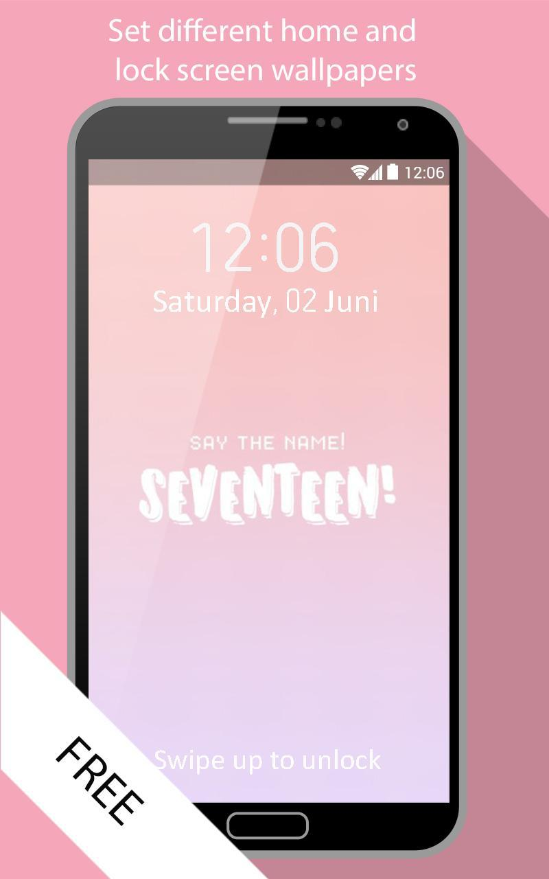 Seventeen Wallpaper Kpop For Android Apk Download