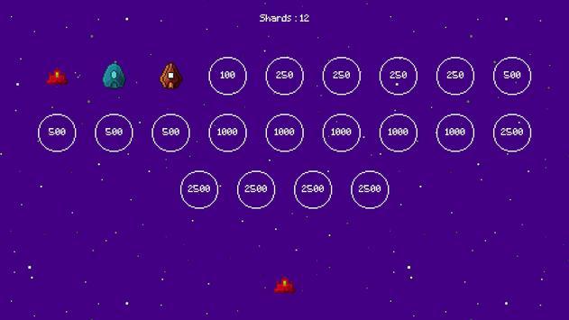 Astero Attack apk screenshot