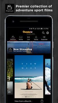 Outside TV Features apk screenshot